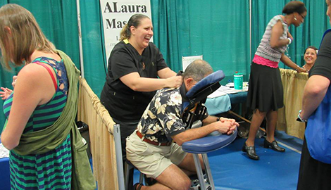 Mobile Massage | ALaura Massage | Pensacola, FL | (850) 293-9602